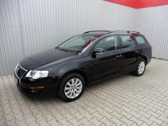 Volkswagen Passat Variant 2,0 TDi DSG Comfortline